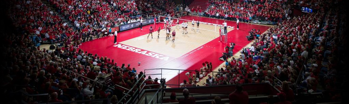 Huskers Volleyball Camps